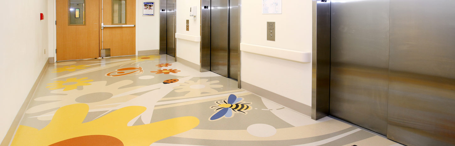 flooring for healthcare markets
