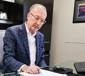 Jim Vanhauer, Owner, Commercial Flooring Systems - Starnet Flooring Member