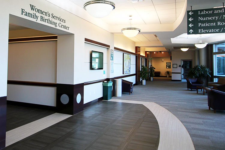 healthcare flooring contractors