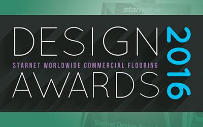 2016 Starnet Commercial Flooring Design Awards Announced