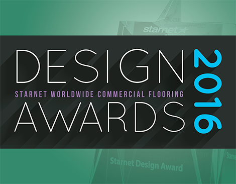 2016 Starnet Design Awards Logo