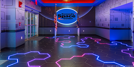 Mr. David's Flooring International - Kennedy Space Center