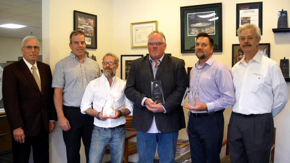 Re:Source New Jersey Commercial Flooring Project Team Honored With 2017  Starnet Design Award Grand