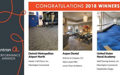 INVISTA, Starnet Reveal 2018 Antron Performance Awards Winners