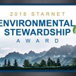 Starnet Members Honored for Environmental Leadership