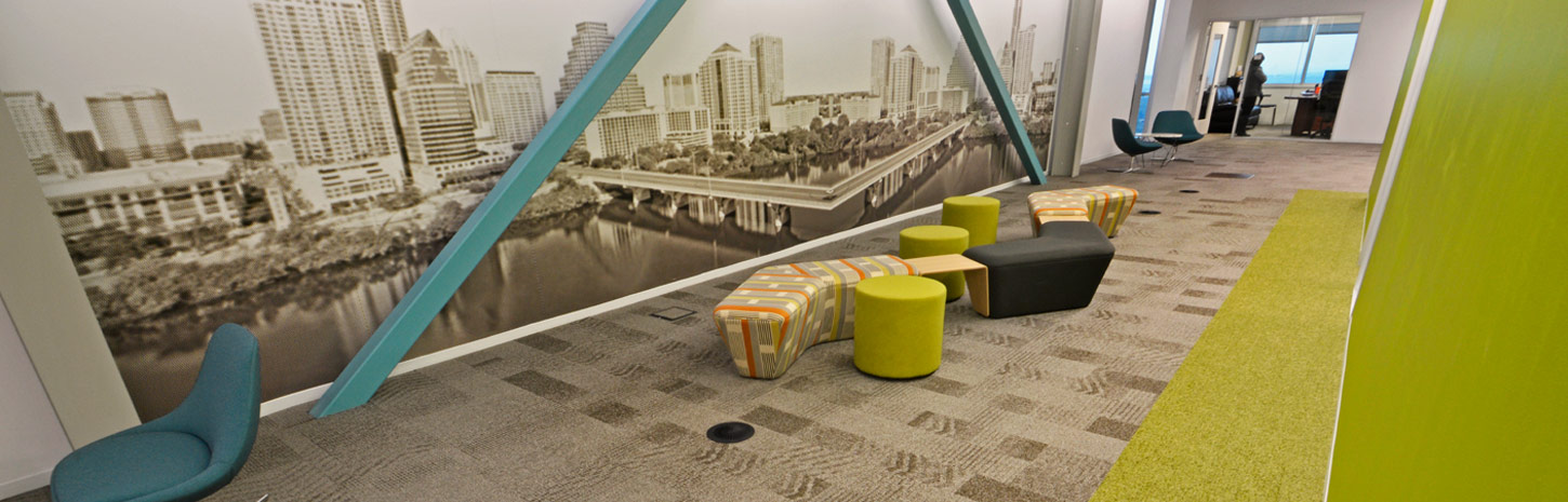 flooring for corporate markets