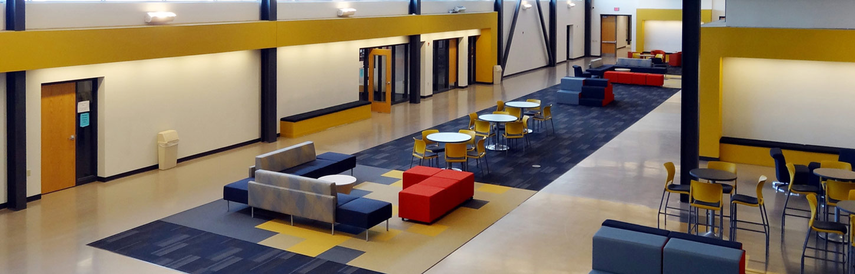 flooring for educational markets