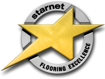Starnet Flooring Excellence Seal