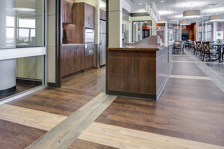 Commercial Flooring Inc St Louis Healthcare Flooring