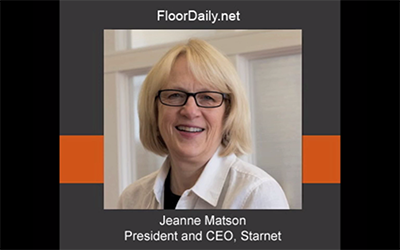 Jeanne Matson Discusses the Health of the Starnet Organization