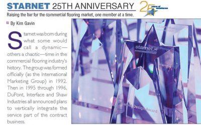 Starnet 25th Anniversary – Floor Focus Coverage