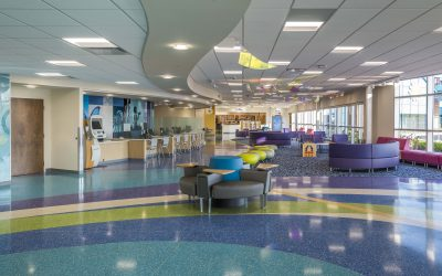 Starnet Celebrates Silver, Honors Gold in Commercial Flooring Installation