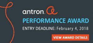 Antron™ Touch Awards Now Accepting Entries