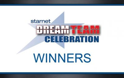 Starnet Dream Team Award Recipients