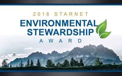 Starnet Members Honored for Environmental Leadership
