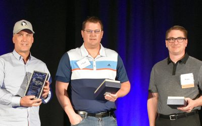 Three Starnet Members Recognized for Outstanding Sales Growth