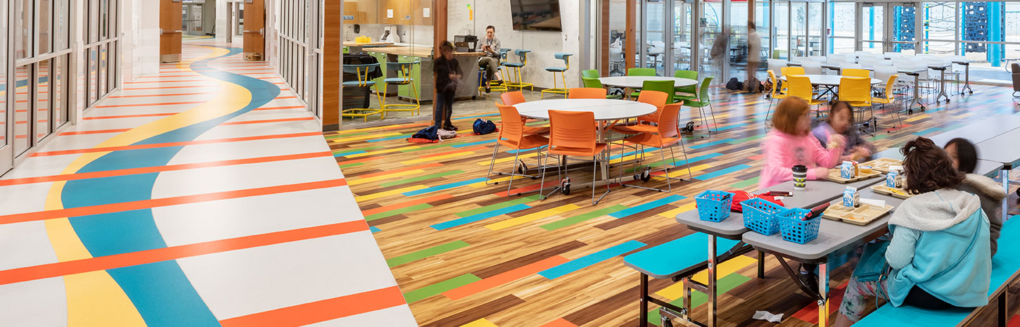 the benefits of starnet commercial flooring